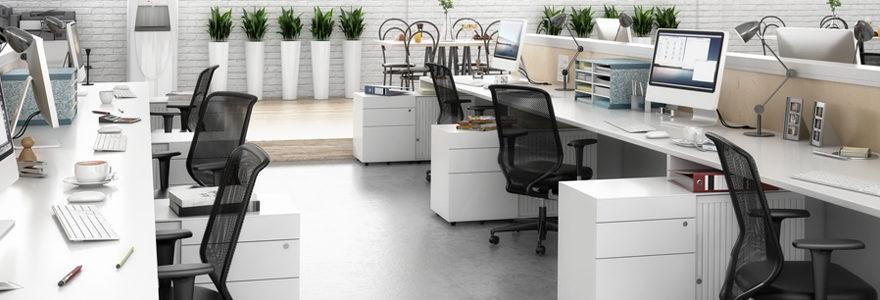Bureaux et espaces de travail